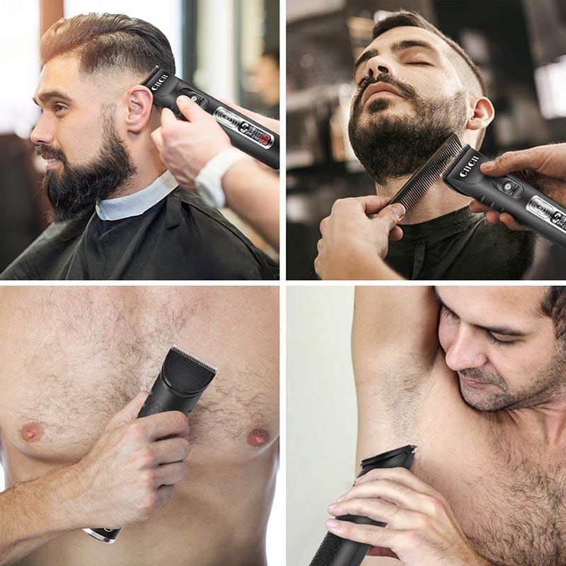 Guide tondeuse cheveux mutlifonction